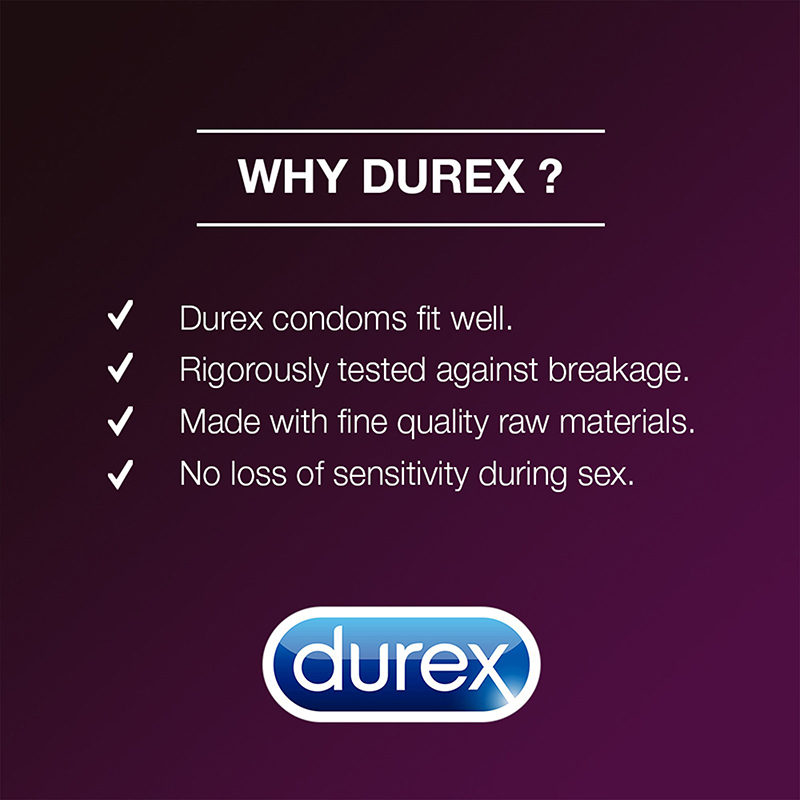 Tại sao nên chọn Durex
