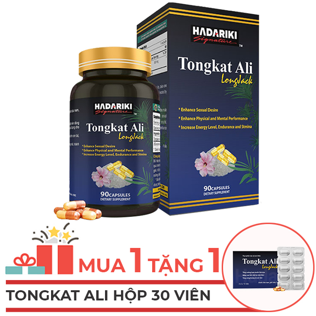 Tongkat Ali 500mg