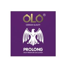 Bao cao su OLO Prolong siêu mỏng, kéo dài thời gian, Hộp 3 cái