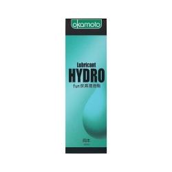 Gel bôi trơn Okamoto Lubricant Hydro gốc nước, Hộp 60ml