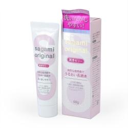 Gel bôi trơn Sagami Original duy trì độ ẩm, tăng cảm xúc, Hộp 60g