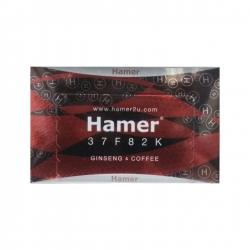 Kẹo sâm Hamer Candy Ginseng & Coffee, Hộp 30 viên
