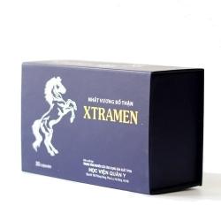 Nhất vương bổ thận XTRAMEN tăng cường sinh lý nam, Hộp 30 viên