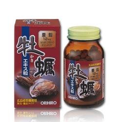 Tinh chất hàu tươi Orihiro Nhật Bản, Chai 120 viên