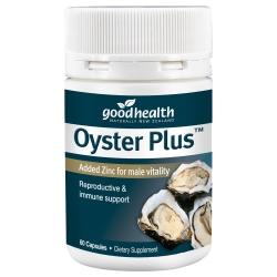 Tinh chất hàu Oyster Plus Good Health, Chai 60 viên