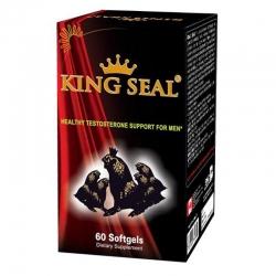 King Seal tăng cường sinh lý nam, Hộp 60 viên