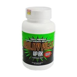 Virility Pills VP-RX tăng cường sinh lý nam, tăng kích thước, Chai 60 viên